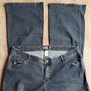 Venezia Stretch Flare Jeans
